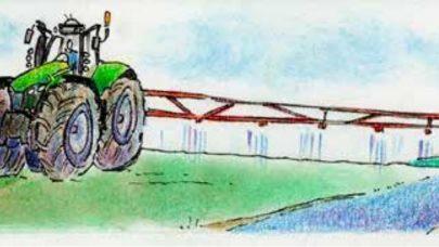 Illustrasjon vannbeskyttelse Wenche Ruud Teigen